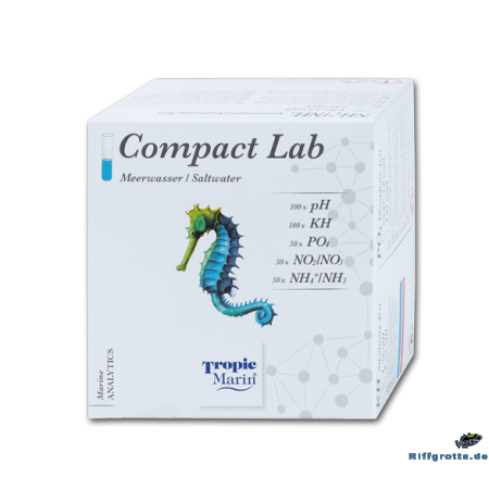 Tropic Marin Compact Lab Test-Kit