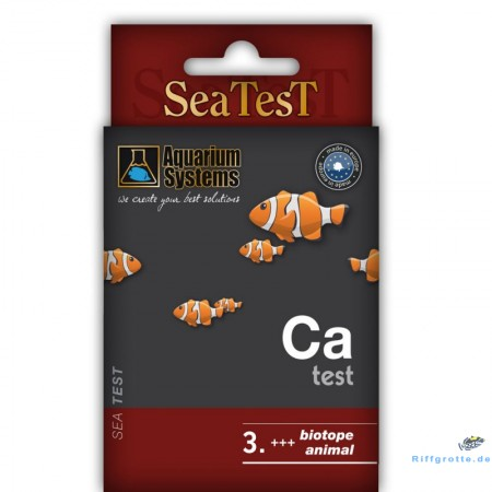 Aquarium Systems Seatest CA 40 Tests