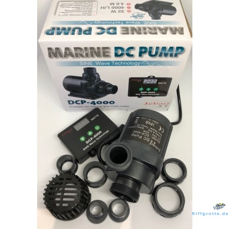 Jecod DCP 5000 Luft