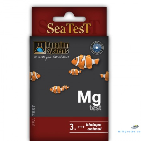 Aquarium Systems Seatest MG 40 Tests