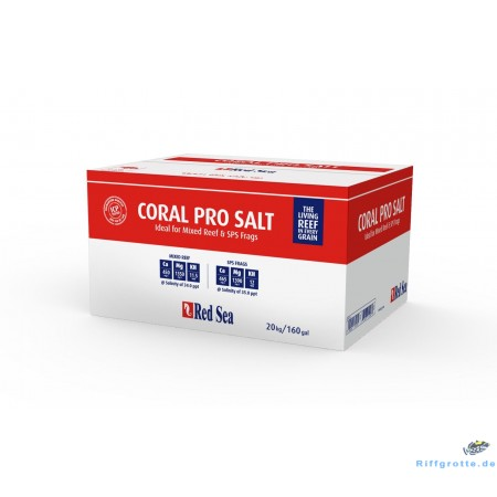 Red Sea Coral Pro - Box 20.1 Kg
