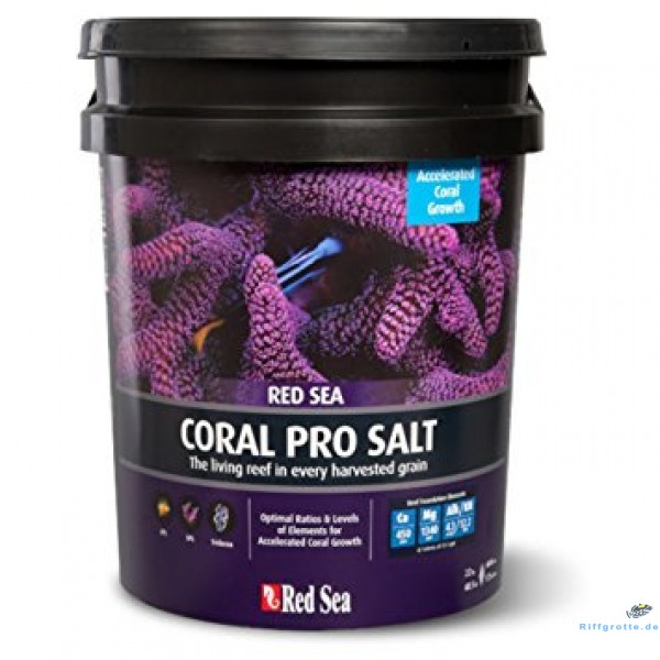 Red Sea Coral Pro - Eimer 22 Kg 660 L