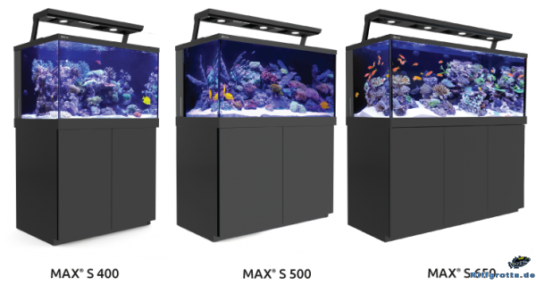 Red Sea Max S 650 - Komplett-Set